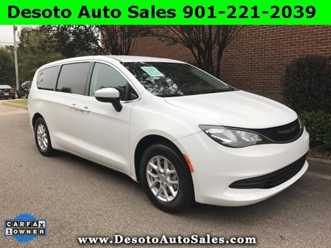 2017 Chrysler Pacifica for sale in Olive Branch, MS