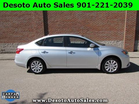 2016 Nissan Sentra for sale in Olive Branch, MS