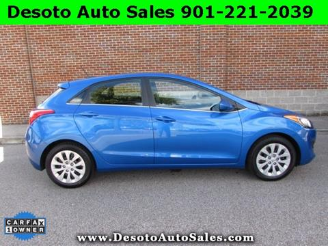 2017 Hyundai Elantra GT for sale in Olive Branch, MS