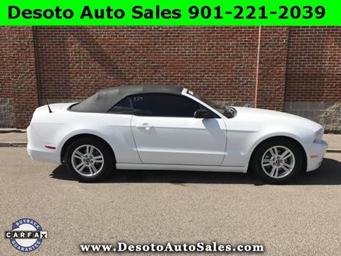 2014 Ford Mustang for sale in Olive Branch, MS