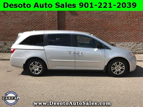 2013 Honda Odyssey for sale in Olive Branch, MS