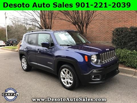 2018 Jeep Renegade for sale in Olive Branch, MS