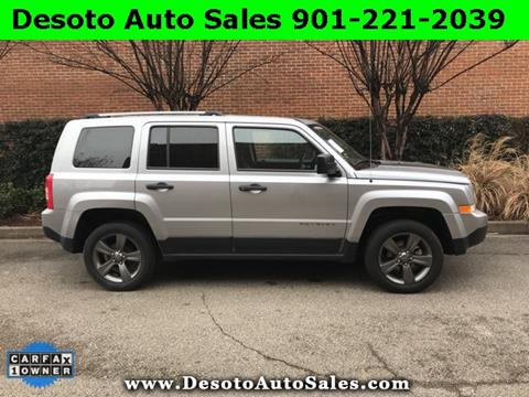 2017 Jeep Patriot for sale in Olive Branch, MS