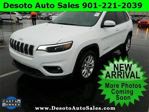 2019 Jeep Cherokee for sale in Olive Branch, MS