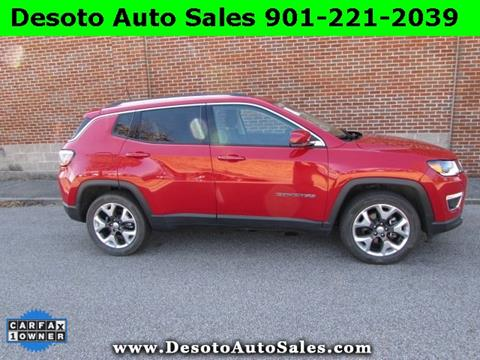 2018 Jeep Compass for sale in Olive Branch, MS