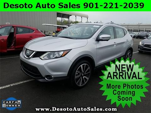 2017 Nissan Rogue Sport for sale in Olive Branch, MS