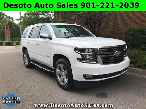 2018 Chevrolet Tahoe for sale in Olive Branch, MS