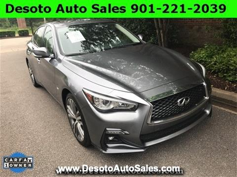 2018 Infiniti Q50 for sale in Olive Branch, MS