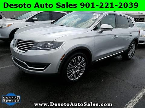 Used Suv For Sale By Owner >> Used Lincoln For Sale In Mississippi Carsforsale Com