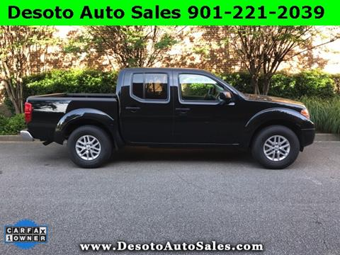 2019 Nissan Frontier for sale in Olive Branch, MS