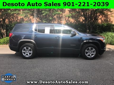 2017 GMC Acadia for sale in Olive Branch, MS