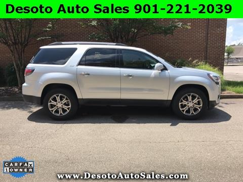 2016 GMC Acadia for sale in Olive Branch, MS