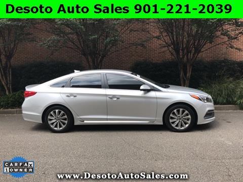 2016 Hyundai Sonata for sale in Olive Branch, MS