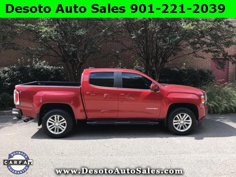 2016 GMC Canyon for sale in Olive Branch, MS