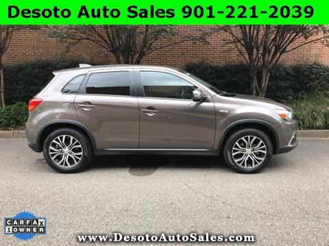 2017 Mitsubishi Outlander Sport for sale in Olive Branch, MS