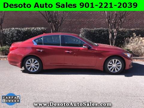 2016 Infiniti Q50 for sale in Olive Branch, MS