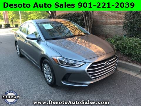 2018 Hyundai Elantra for sale in Olive Branch, MS