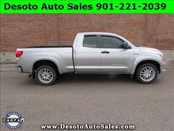 2007 Toyota Tundra for sale in Olive Branch, MS