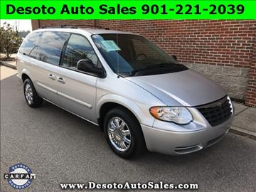 2006 Chrysler Town and Country for sale in Olive Branch, MS