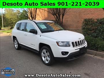 2014 Jeep Compass for sale in Olive Branch, MS
