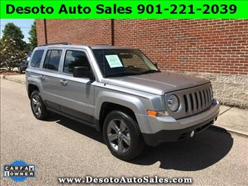 2015 Jeep Patriot for sale in Olive Branch, MS