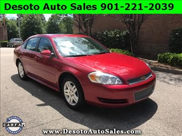 2015 Chevrolet Impala Limited for sale in Olive Branch, MS