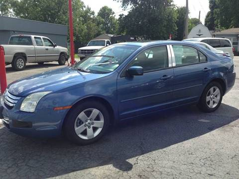 2009 Ford Fusion for sale in Whiteland, IN