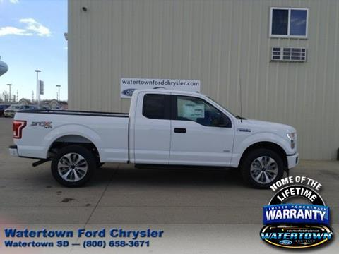 2017 Ford F-150 for sale in Watertown, SD