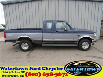 1994 ford f 150 xlt 2dr xlt 4wd standard cab sb. Cars Review. Best American Auto & Cars Review