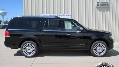 2017 Lincoln Navigator L for sale in Watertown, SD