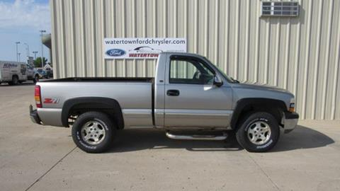 1999 Chevrolet Silverado 1500 for sale in Watertown, SD