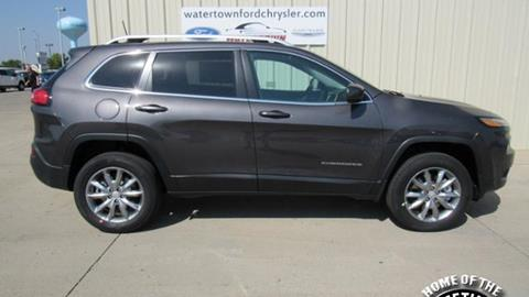2018 Jeep Cherokee for sale in Watertown, SD