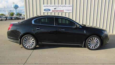 2014 Lincoln MKS for sale in Watertown, SD