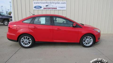 2017 Ford Focus for sale in Watertown, SD