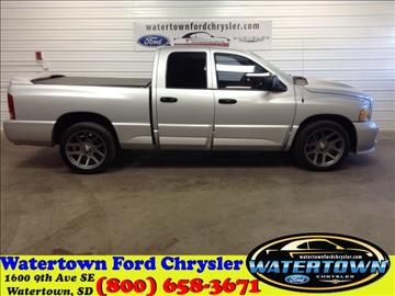 2005 Dodge Ram Pickup 1500 SRT-10 for sale in Watertown, SD