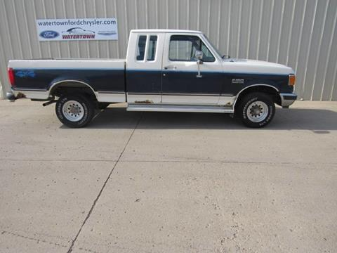 1991 Ford F-150 for sale in Watertown, SD