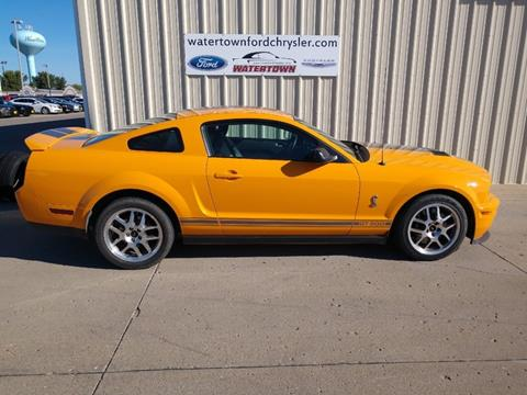 2007 Ford Shelby GT500 for sale in Watertown, SD