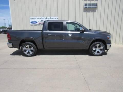 2020 RAM Ram Pickup 1500 Laramie for sale at Watertown Ford Chrysler in Watertown SD