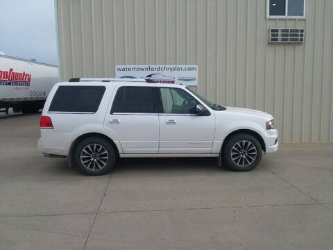 2017 Lincoln Navigator Select for sale at Watertown Ford Chrysler in Watertown SD