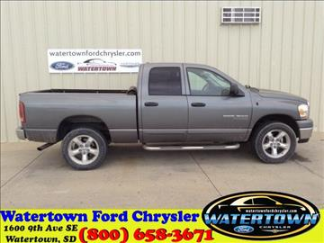dodge trucks for sale watertown sd. Cars Review. Best American Auto & Cars Review