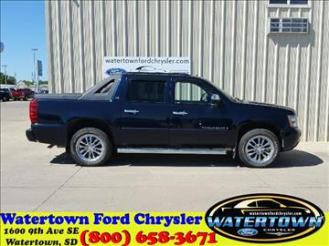 used chevrolet avalanche for sale watertown sd. Cars Review. Best American Auto & Cars Review