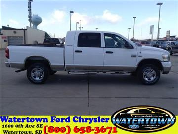 2007 Dodge Ram Pickup 2500 for sale in Watertown, SD
