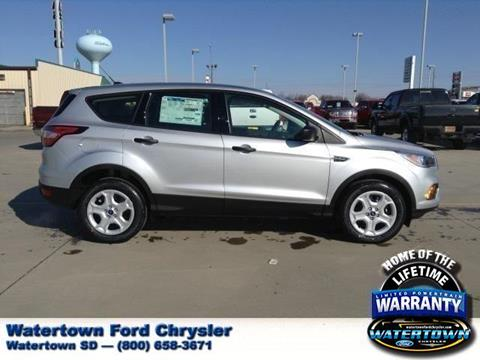 2017 Ford Escape for sale in Watertown, SD