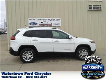 2017 Jeep Cherokee for sale in Watertown, SD