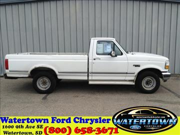1992 Ford F-250 for sale in Watertown, SD