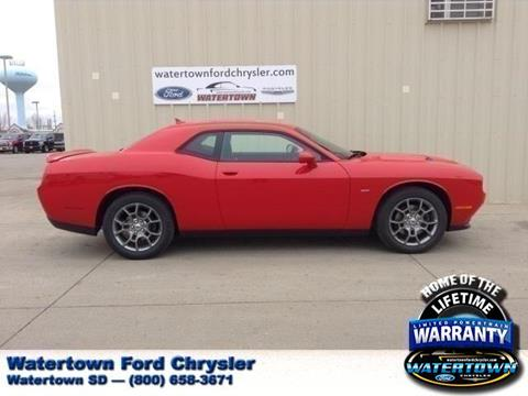 2017 Dodge Challenger for sale in Watertown, SD