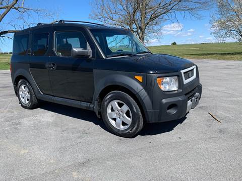 2005 Honda Element for sale in Corryton, TN