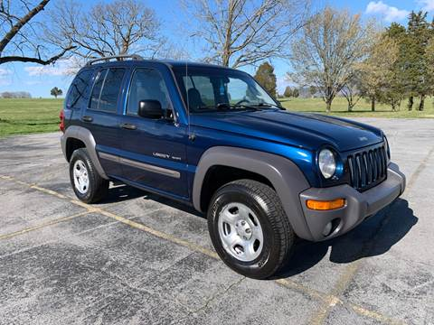 2002 Jeep Liberty for sale in Corryton, TN