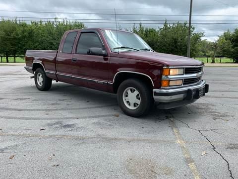 1998 Chevrolet C/K 1500 Series for sale in Corryton, TN