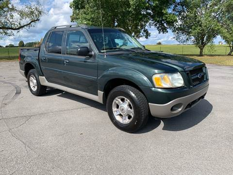 2003 Ford Explorer Sport Trac for sale in Corryton, TN